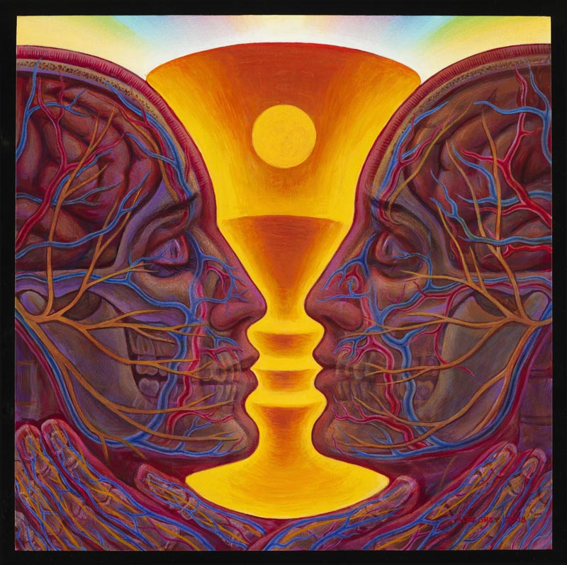Best friends Alex Grey  № 1523560  скачать
