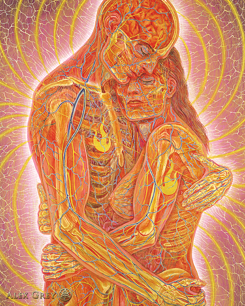 Best friends Alex Grey  № 1523568  скачать