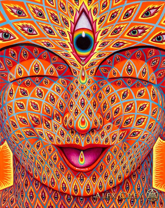 Third Eye Tears of Joy