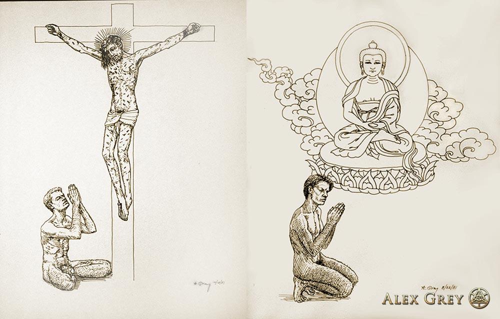 Age 27 (Christ/Buddha)