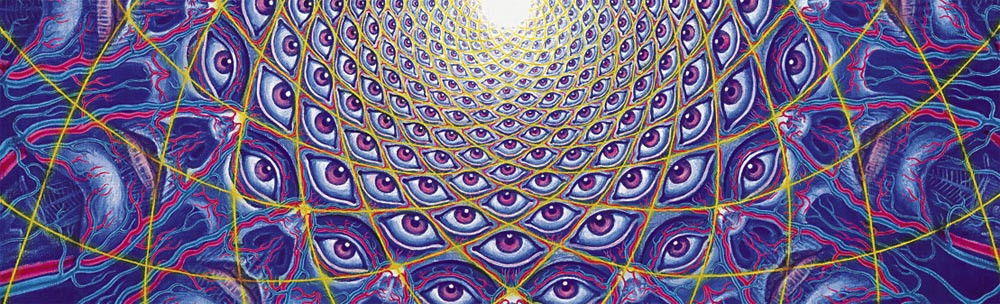 What is Visionary Art?