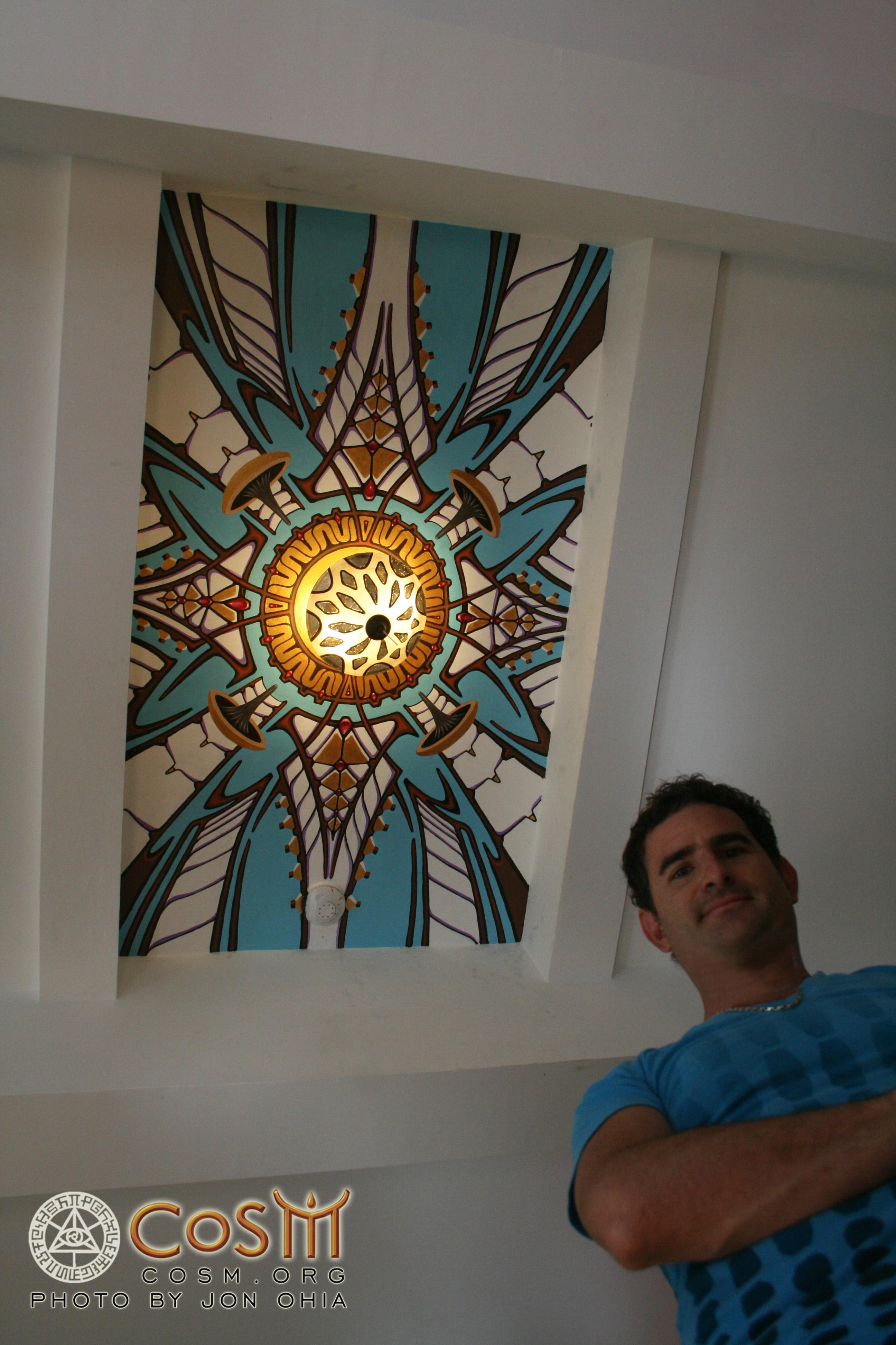 xavi mural