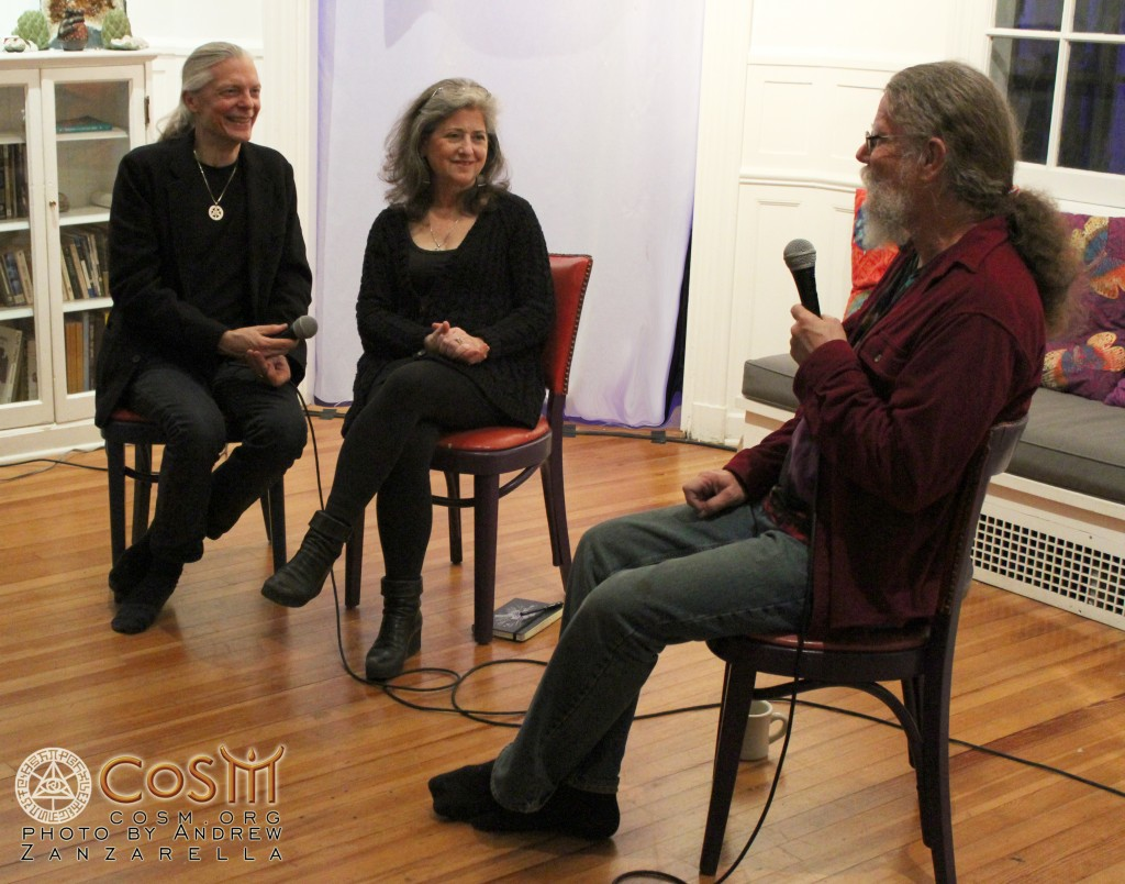 CoSM's Visionary Salon with Mark Henson