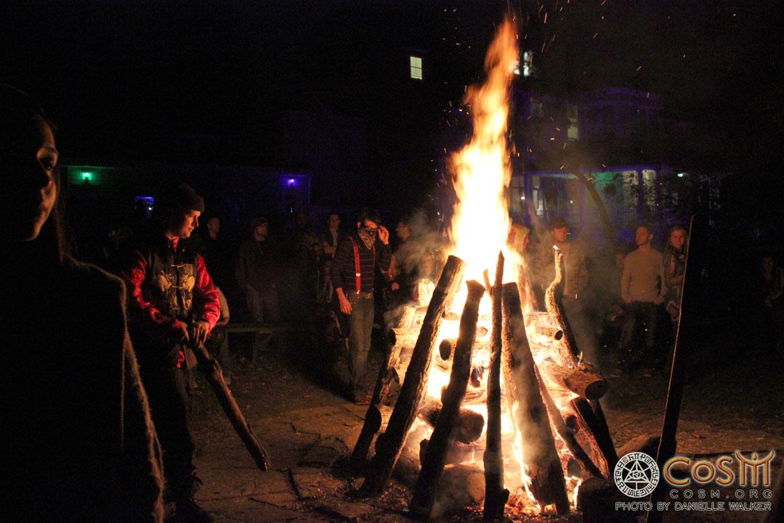 cosm-bonfire