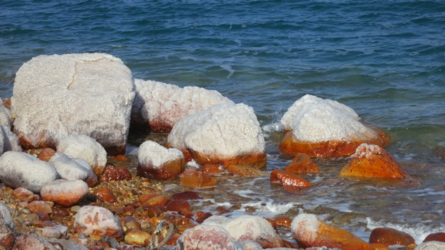 salt rocks