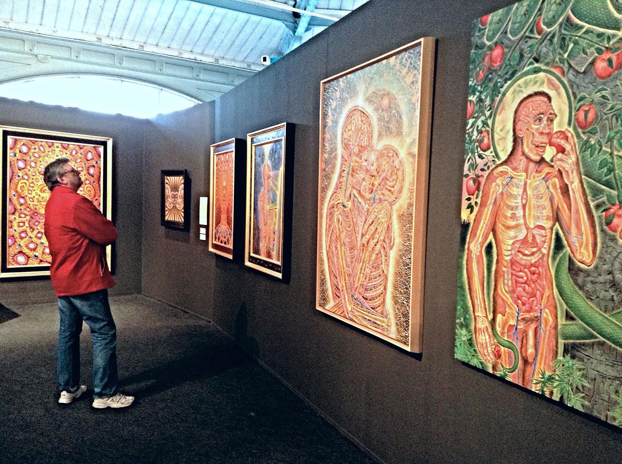 AG Paris exhibit