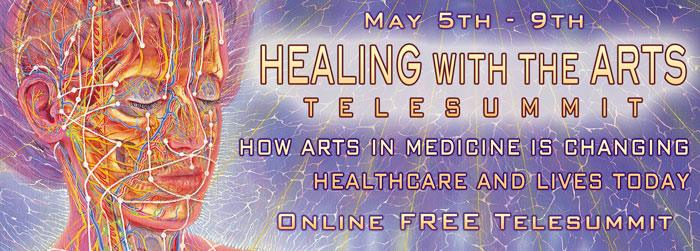 Healing with the Arts Telesummit
