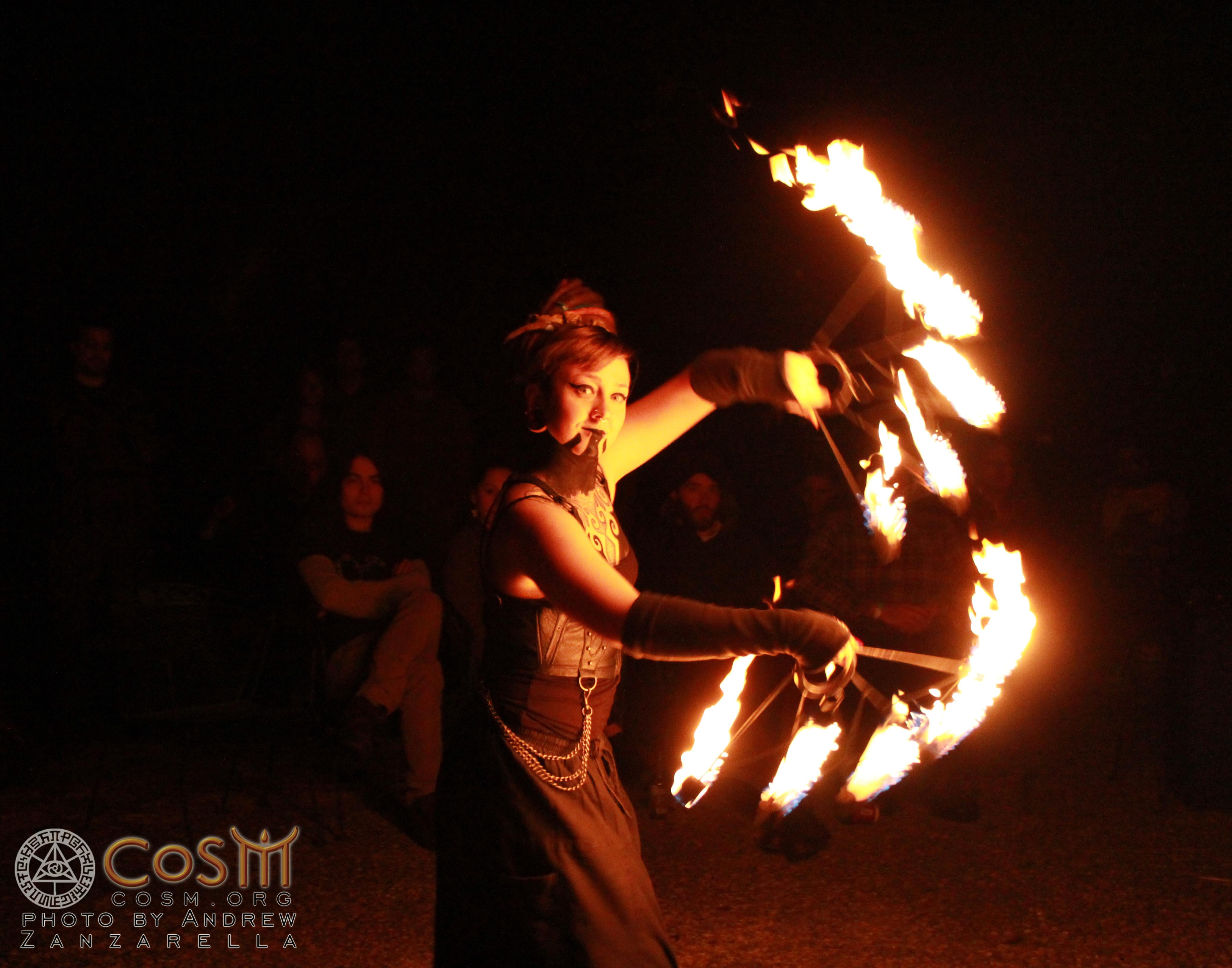 erica bansen fire fans