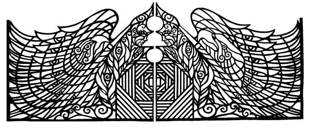 angel gates