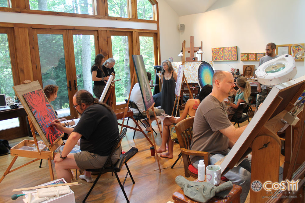 visionary-painting-intensive-class-2014-cosm