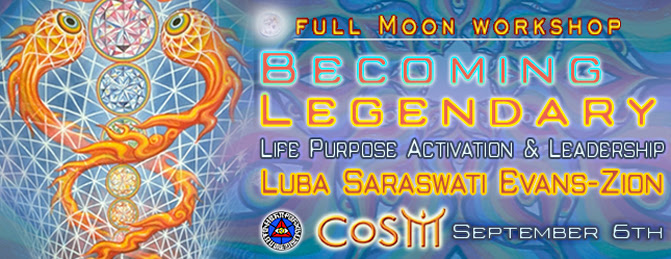 becoming legendary luba saraswati