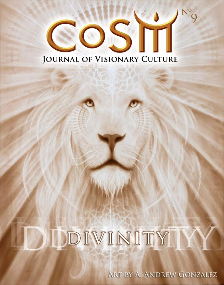 cosm journal of visionary culture andrew a gonzalez