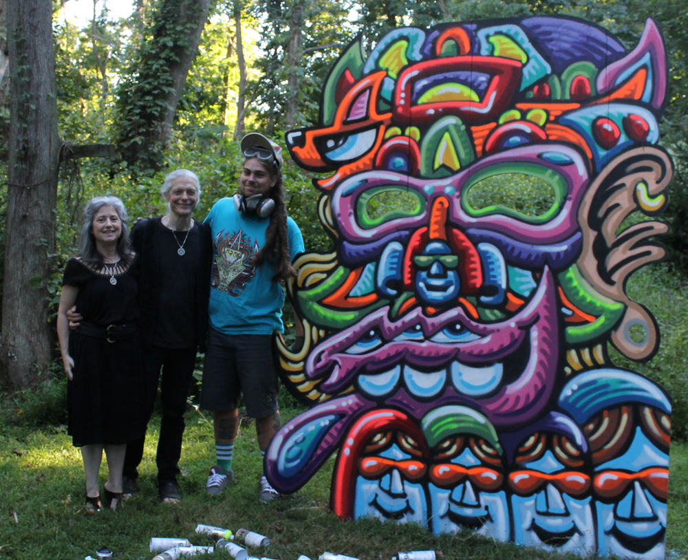artist-chris-dyer-spray-paint-mural-cosm-allyson-grey-alex-grey