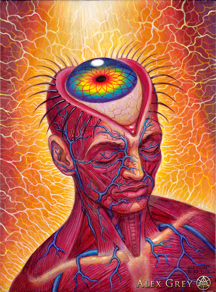 Raves Near Me >> Aperture - Alex Grey