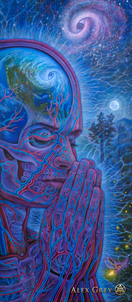 planetary prayers alex grey