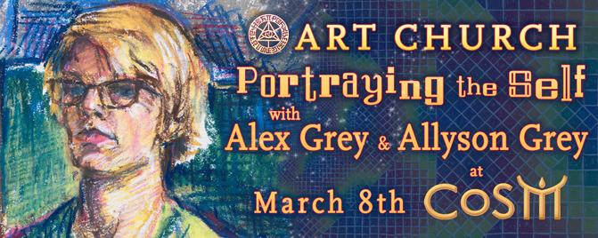 ART CHURCH- Portraying the Self