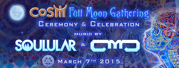 CoSM March Full Moon Gathering