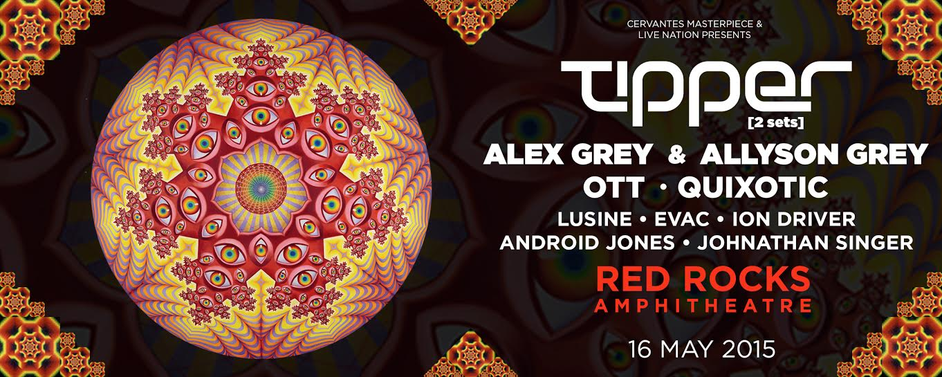 tipper red rocks alex grey allyson grey