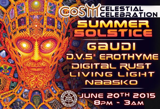 summer solstice gaudi cosm 2015