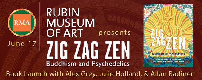 rubin museeum alex grey zig zag zen