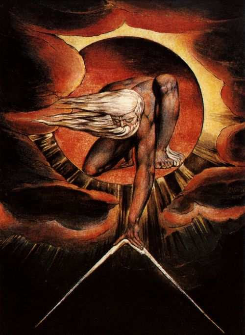 ancient of days william blake