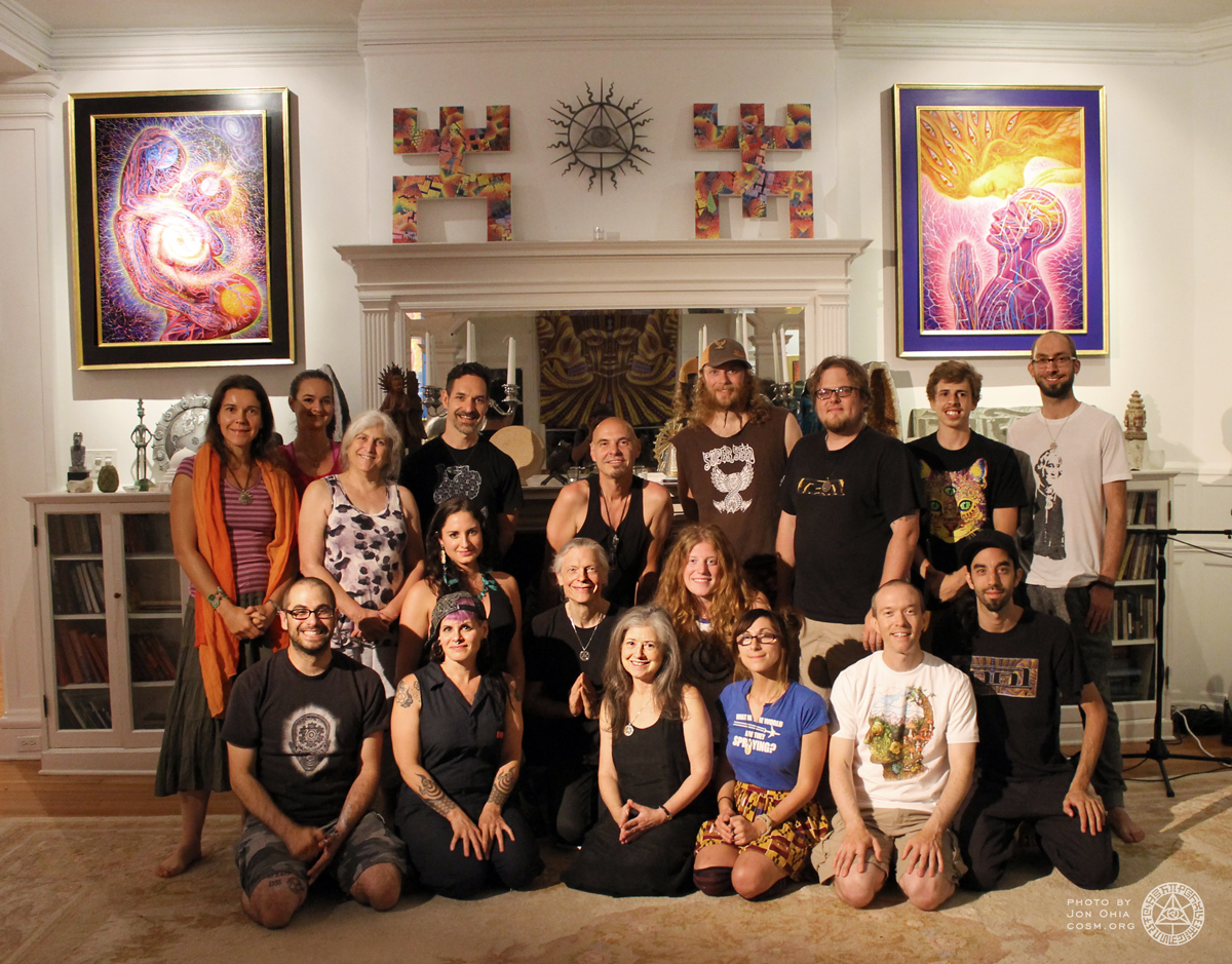 Visionary Painting Intensive 2015