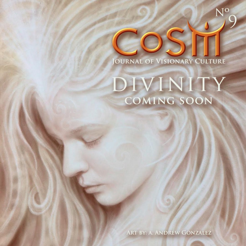 CoSM Journal of Visionary Culture Update