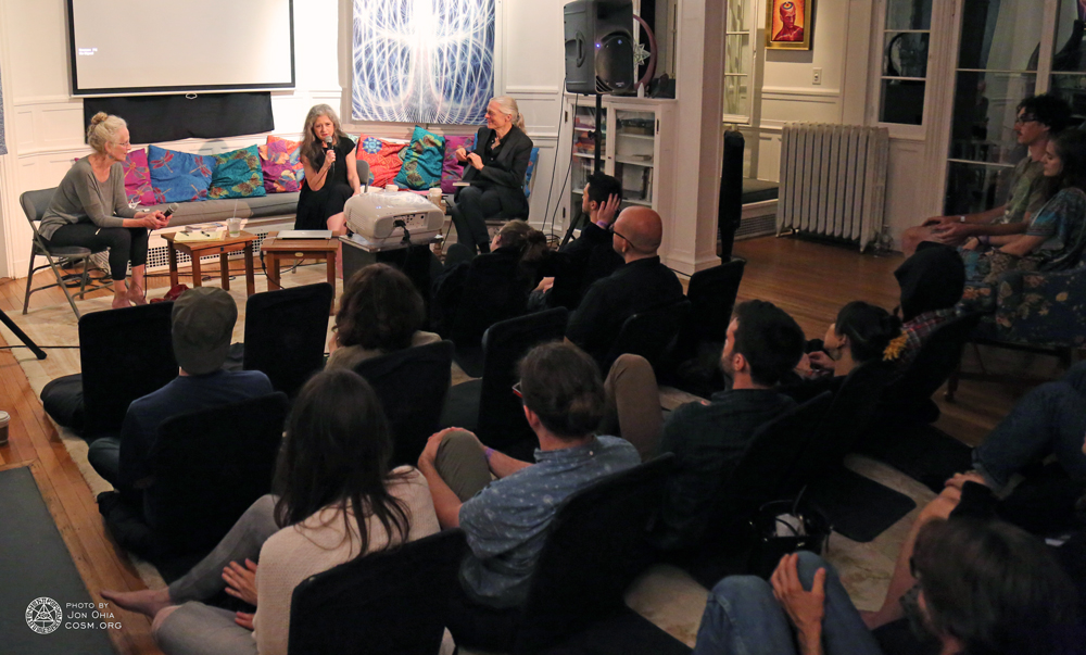 Visionary Salon with Author Diana Reed Slattery