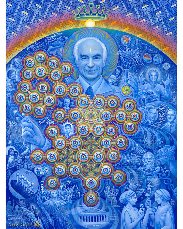 Albert Hofmann and the New Eleusis